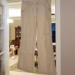 Banana Republic wide leg pants
